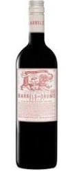 Rode wijn merlot alcoholvrij