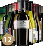 Proefpakket Wijnbericht maart (12 flessen)