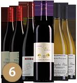 Proefpakket bijzondere wijnen maart (6 flessen)