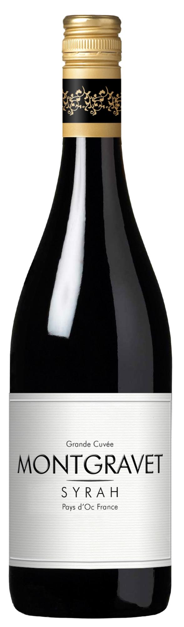 Montgravet Grande cuvée syrah