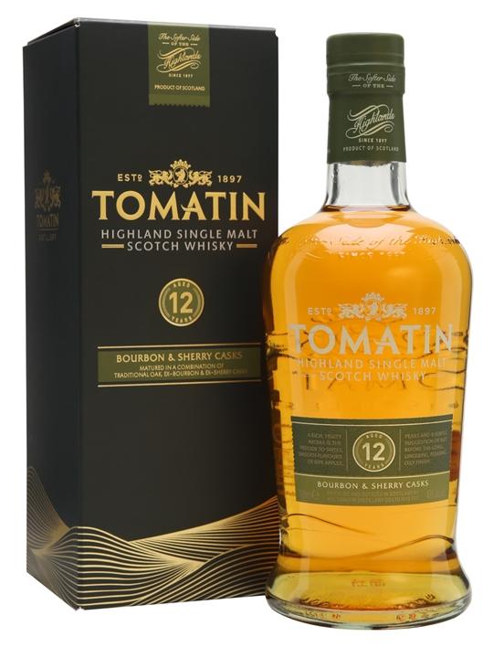 Tomatin 12 yrs