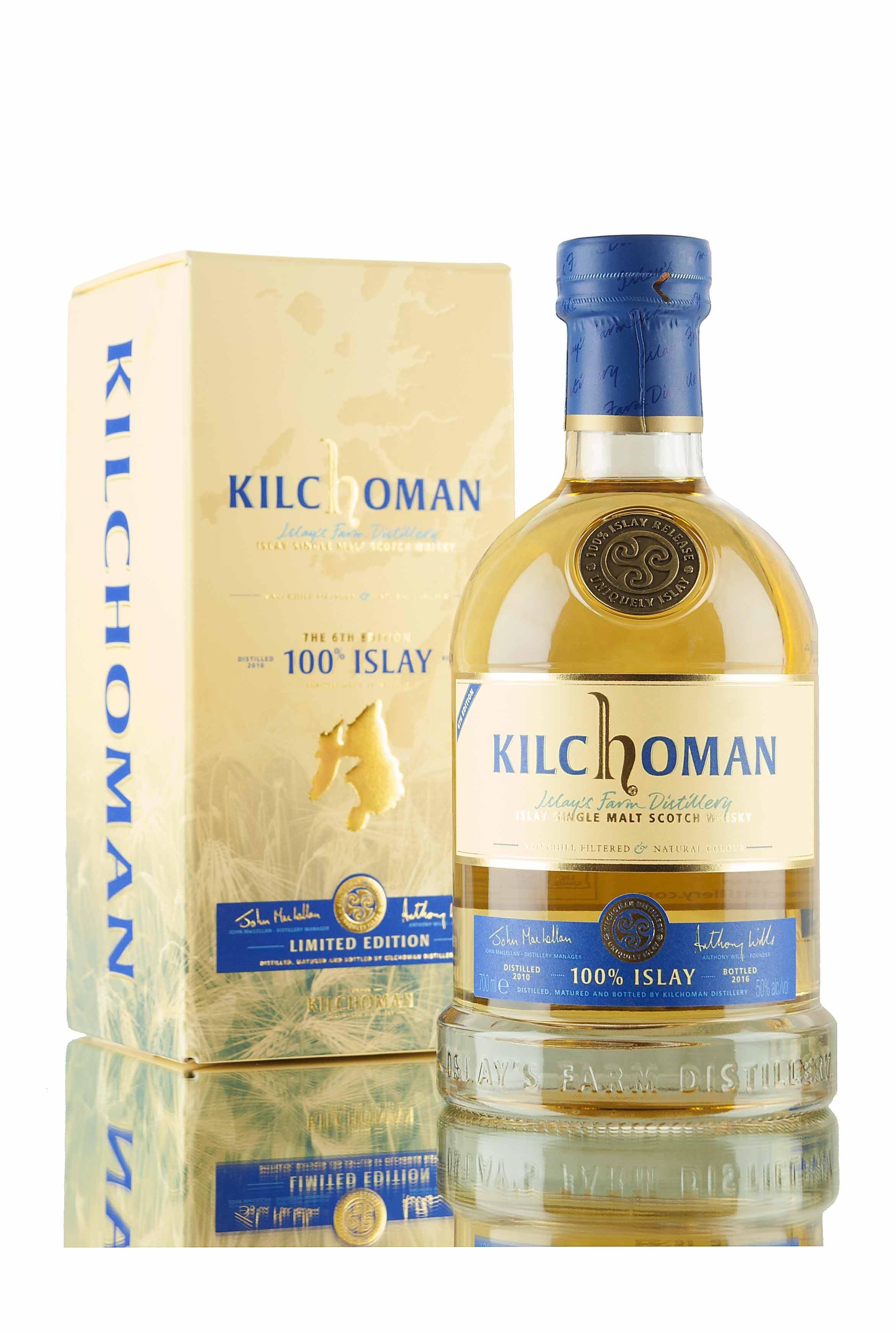 Kilchoman 7th edition