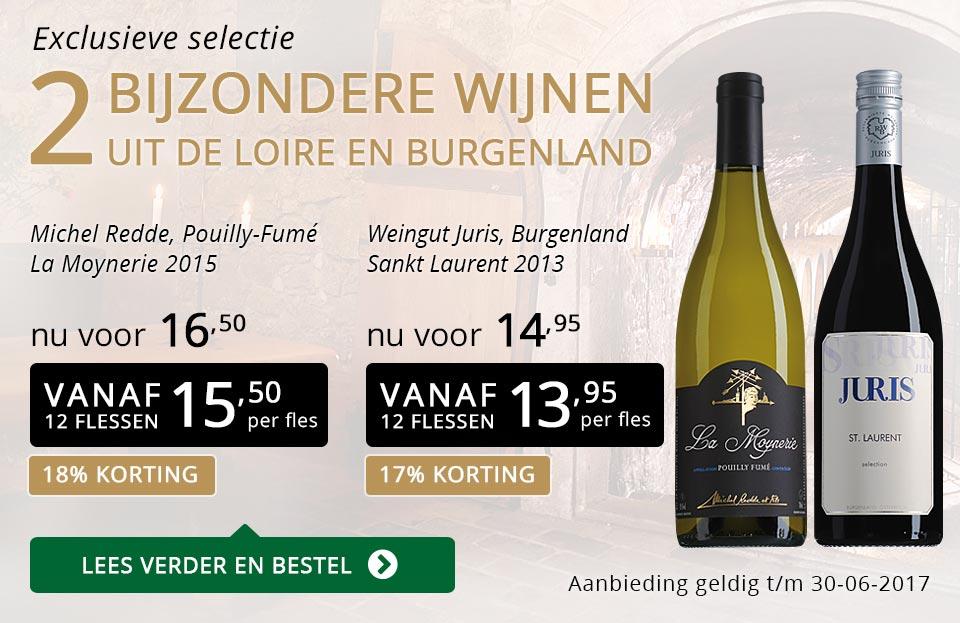 Exclusieve wijnen juni 2017 - goud/zwart