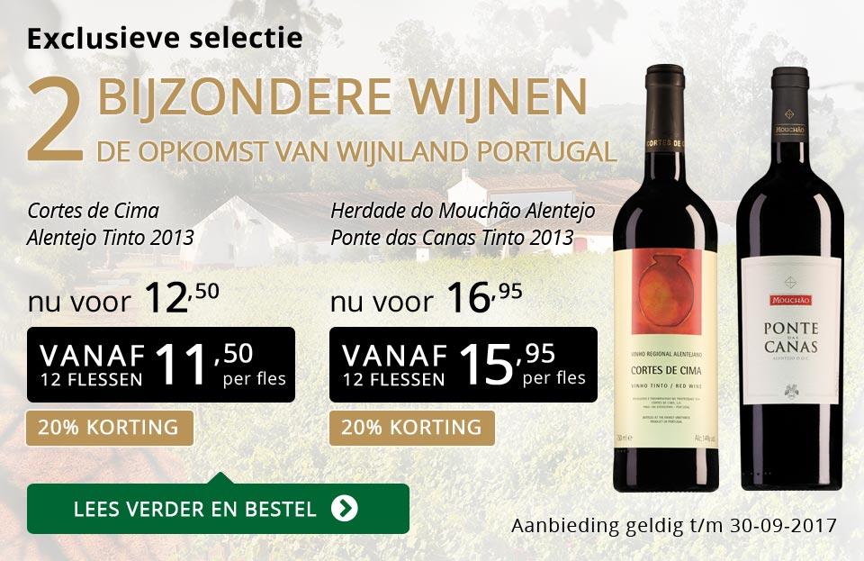 Exclusieve wijnen september 2017 - goud/zwart