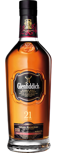 Glenfiddich 21 yrs without box