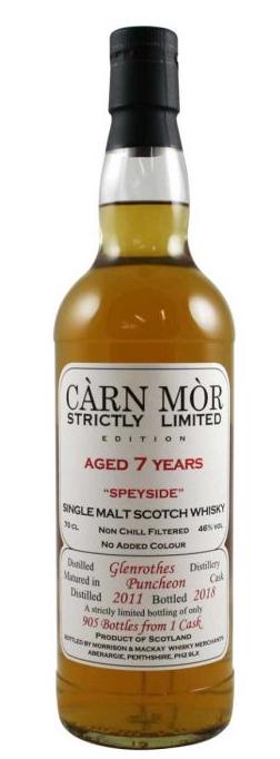 Carn Mor Glenrothes 2011
