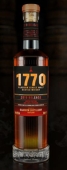 1770 Glasgow single malt 2019 edition