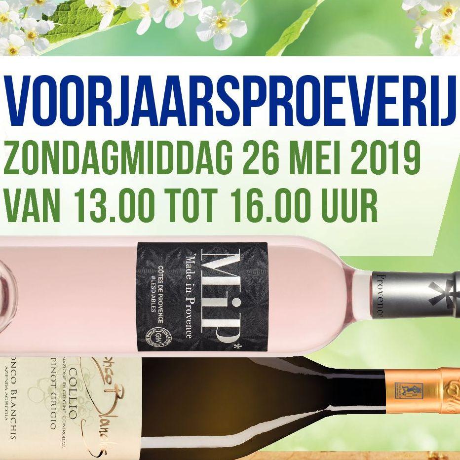 Wijn kopen in onze wijnhandel