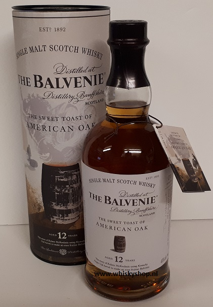 The Balvenie Stories American Oak 12 yrs