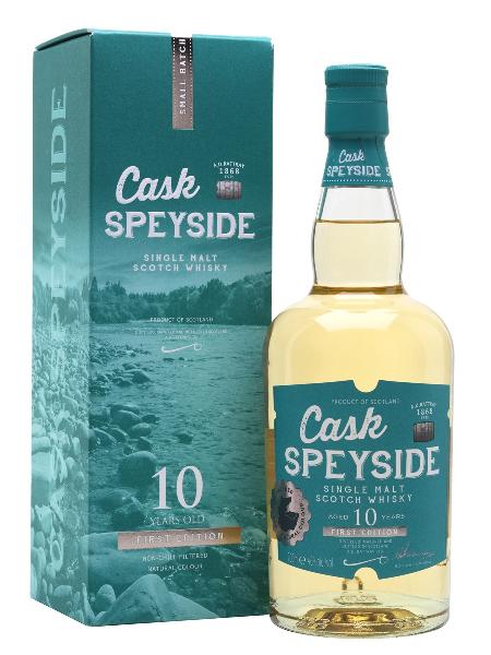 Cask Speyside 10 yrs