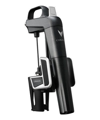 Coravin Model Two zwart wijnsysteem