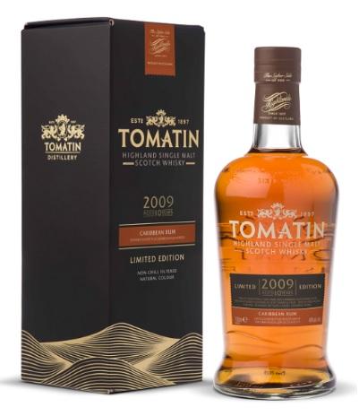 Tomatin 2009 Caribbean Rum Finish