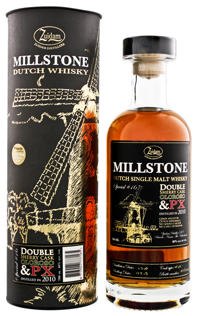 Millstone Double Cask 2010 Tube