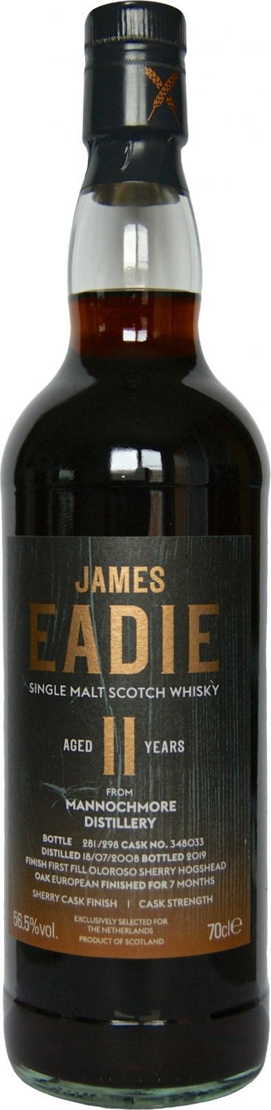 Mannochmore 11 yrs James Eadie