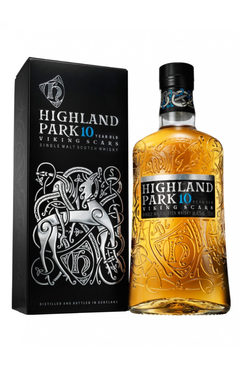 Highland Park 10 yrs old