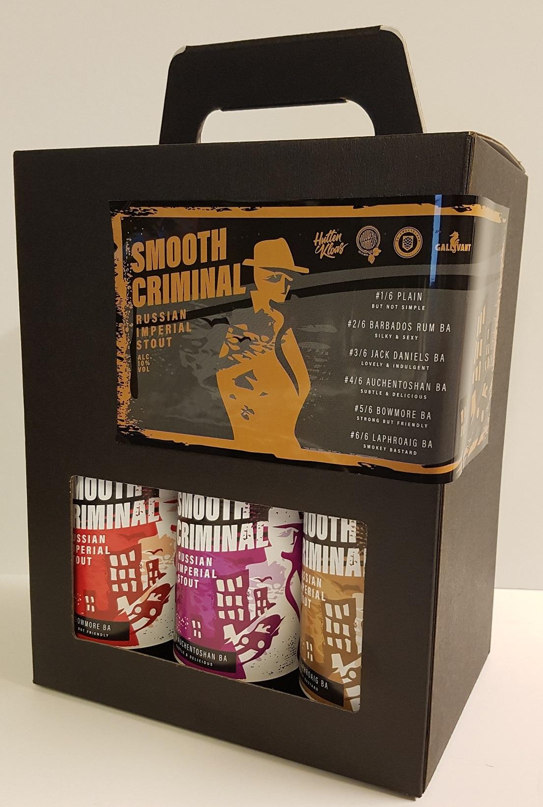Smooth Criminal Stout bier