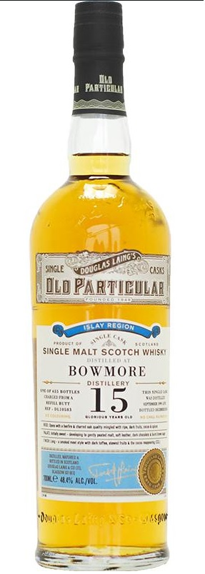 Bowmore 15yrs Old Particular