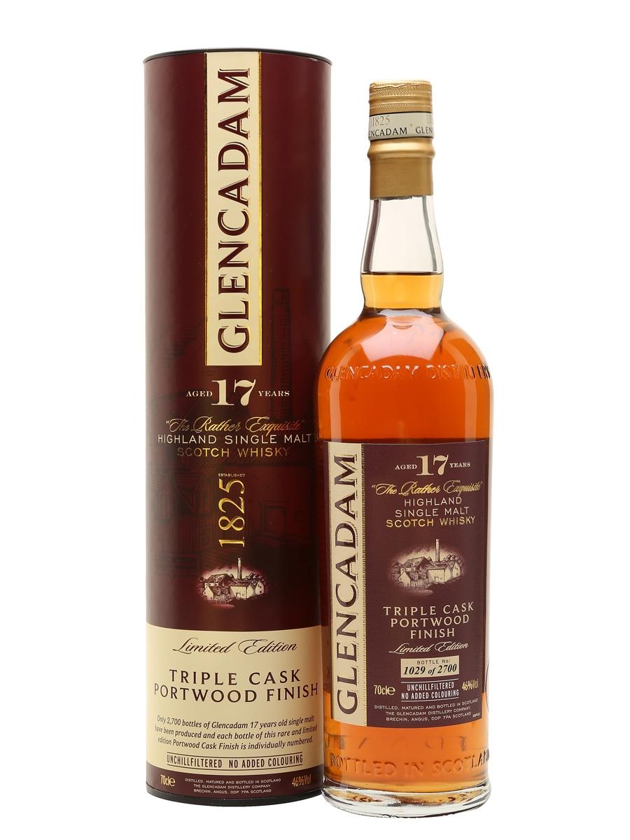 Glencadam 17 yrs