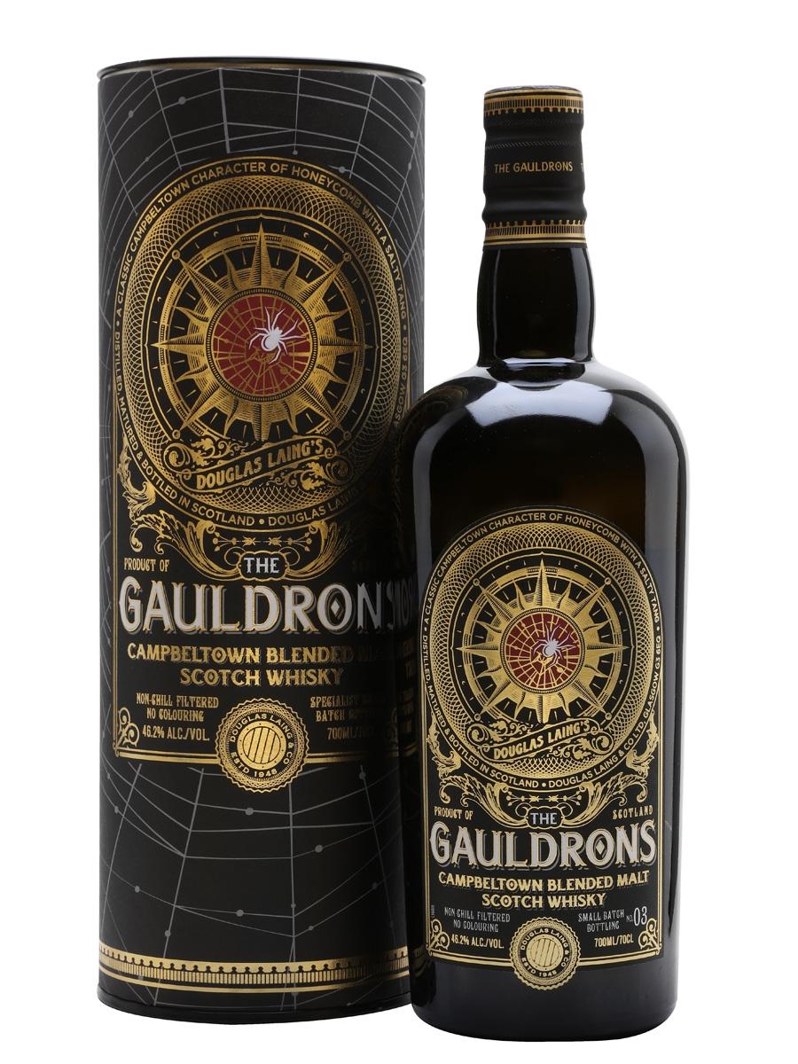 The Gauldrons Blended Malt batch no. 2