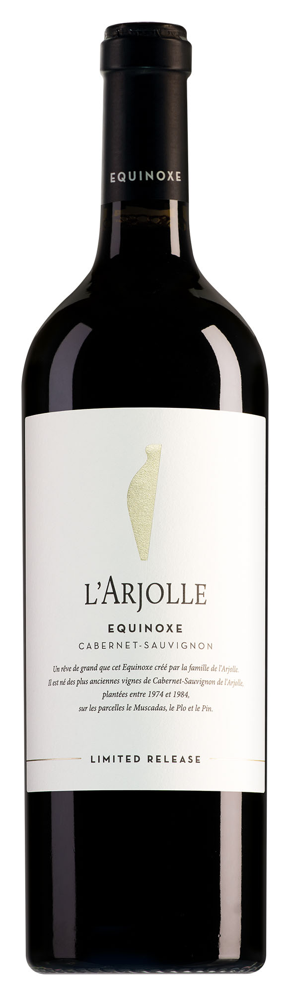 Domaine de l'Arjolle Côtes de Thongue Equinoxe Limited Cabernet