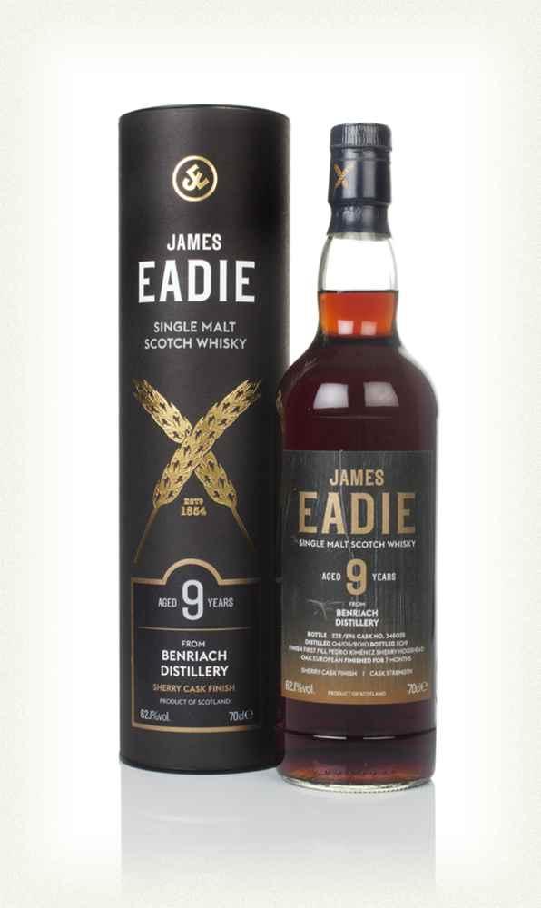 Benriach James Eadie