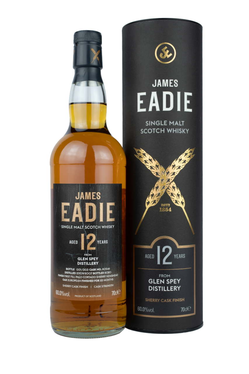 Glen Spey James Eadie