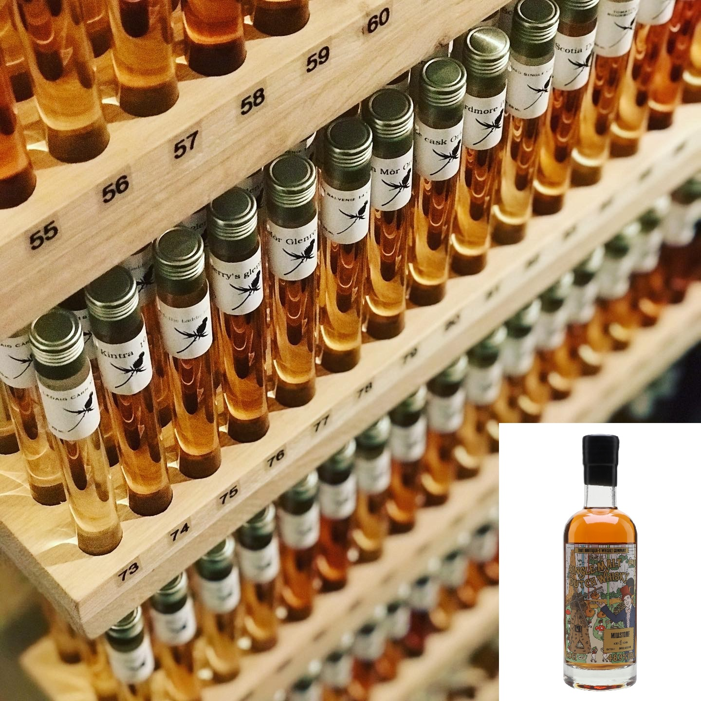 Millstone 6yrs That Boutique-Y Whisky Company Tube