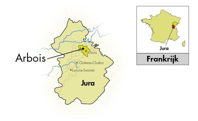 Florent Rouve Arbois En Paradis Chardonnay