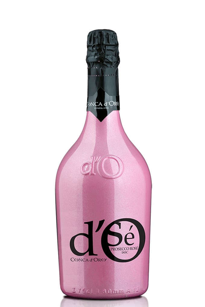 CONCA D'ORO SPUMANTE BRUT LIMITED PINK EDITION