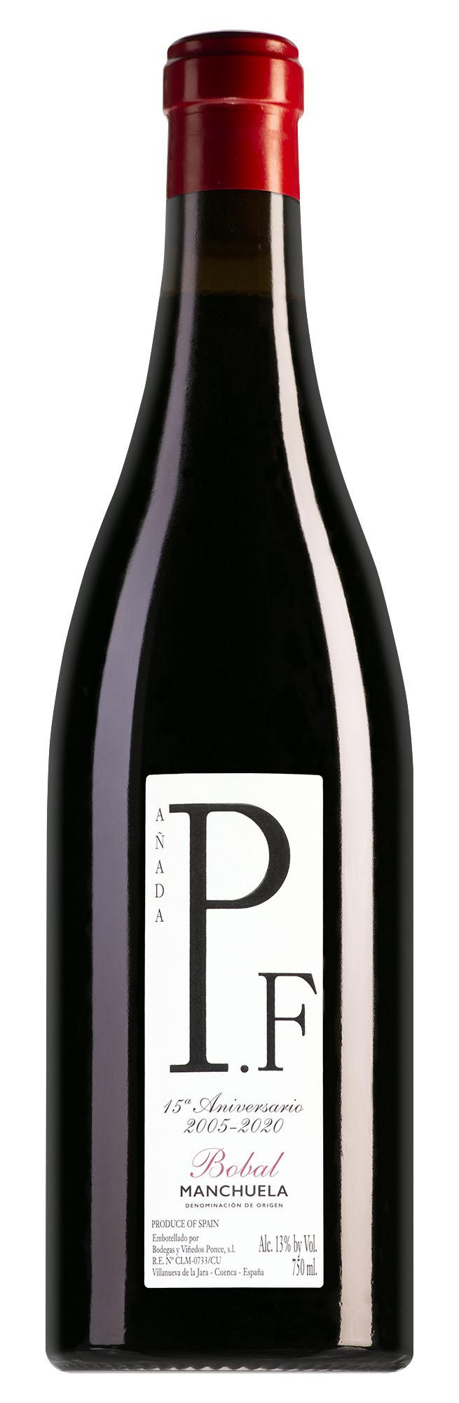 Bodegas Ponce Manchuela PF Viñas Viejas Bobal