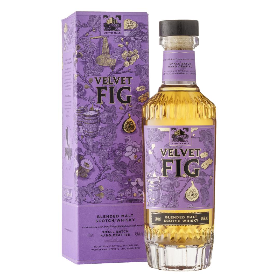 Velvet Fig - Wemyss Malts