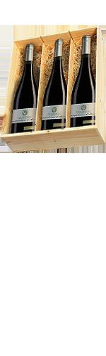 Collefrisio Montepulciano d'Abruzzo 3 flessen in houten kist