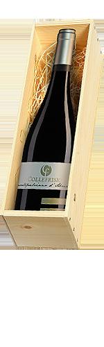 Collefrisio Montepulciano d'Abruzzo 1 fles in houten kist