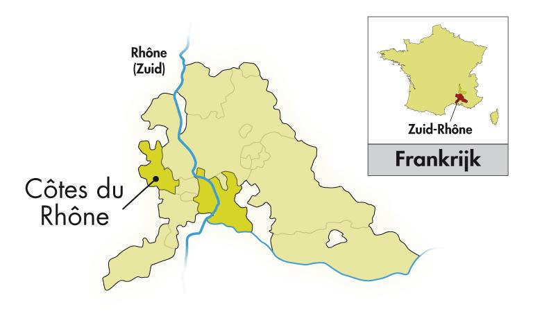 Domaine Alary Principauté d'Orange L'Exclus