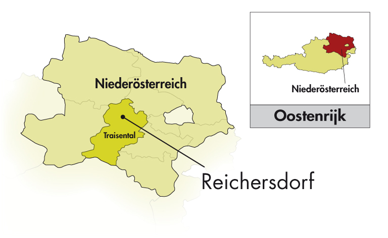 Huber Traisental Ried Alte Setzen Erste Lage Grüner Veltliner
