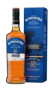 Bowmore Tempest First fill Bourbon