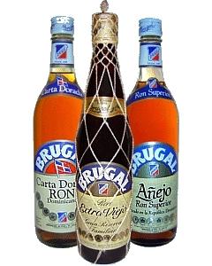 Brugal rum Anejo