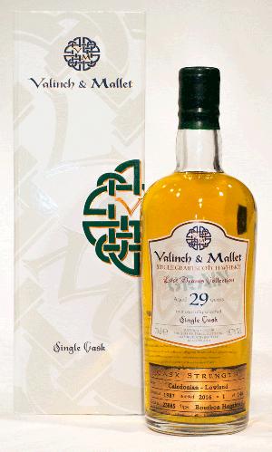 Caledonian 29 yrs Valinch & Mallet