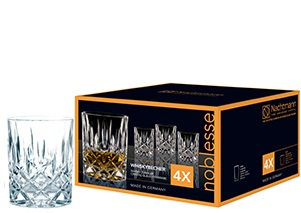 Crystal Decanter whisky Noblesse