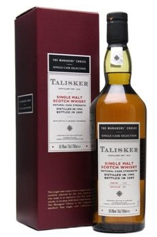 Talisker The Managers' Choice