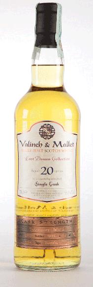 Tobermory 20 yrs Valinch & Mallet