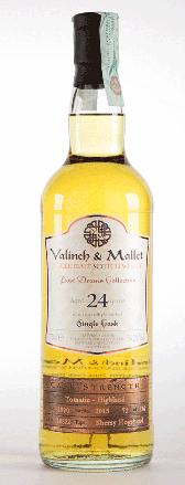 Tomatin 24 yrs Valinch & Mallet