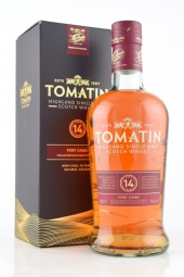 Tomatin 14 yrs old Port Wood