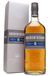Auchentoshan 18 yrs old