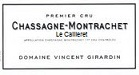 Chassagne-Montrachet 2011