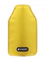 Le Creuset wijnkoeler geel
