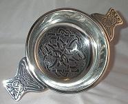 Quaich Celtic Circle Large