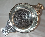 Quaich Celtic Circle Large