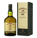 Redbreast 15 yrs old