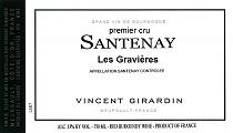 Santenay Premier Cru 2012